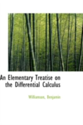 Paperback An Elementary Treatise on the Differential Calculus Book