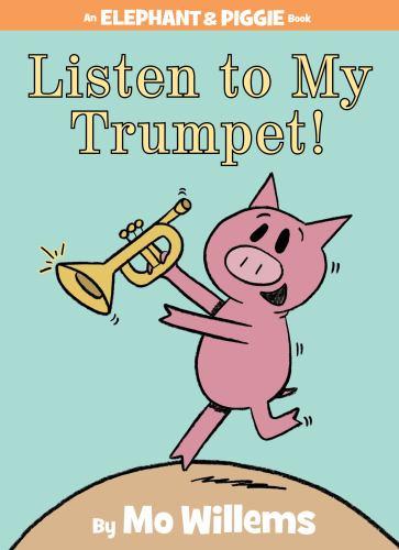 Hardcover Listen to My Trumpet! Book