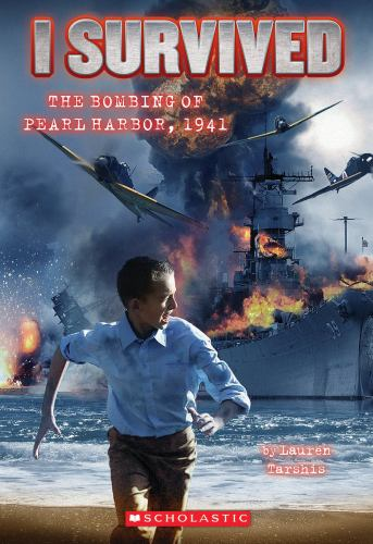 Paperback I Survived the Bombing of Pearl Harbor 1941 Book