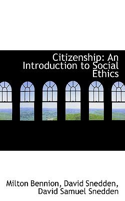 Paperback Citizenship : An Introduction to Social Ethics Book