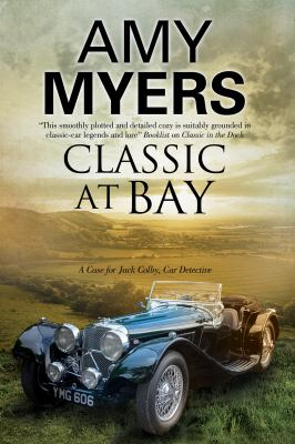 Classic at Bay - Book #8 of the Jack Colby, Car Detective