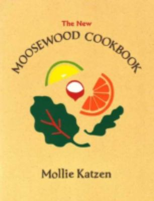 Paperback The New Moosewood Cookbook Book