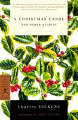 Paperback A Christmas Carol and Other Stories Book