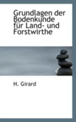 Paperback Grundlagen der Bodenkunde F?r Land- und Forstwir Book