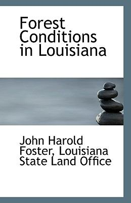 Paperback Forest Conditions in Louisian Book