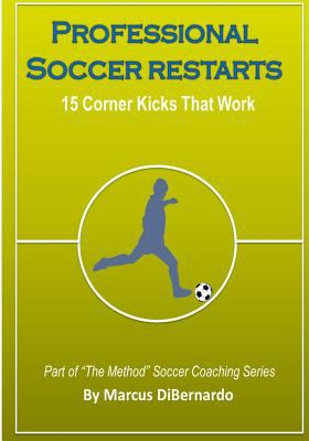 Professional Soccer Restarts: 15 Corner    book by Marcus