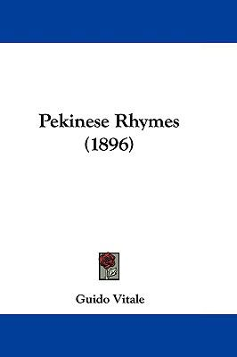 Hardcover Pekinese Rhymes Book