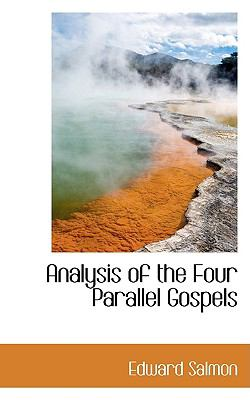 Paperback Analysis of the Four Parallel Gospels Book