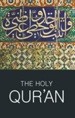 Paperback The Holy Qur'an Book