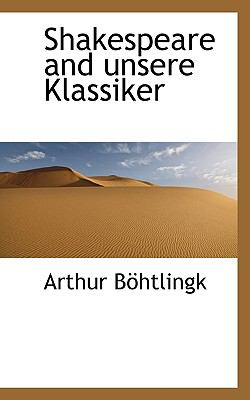Paperback Shakespeare and Unsere Klassiker Book