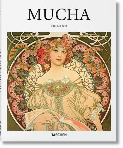 Hardcover Mucha Book