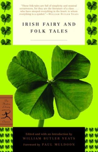 Irish Fairy and Folk Tales 0812968557 Book Cover