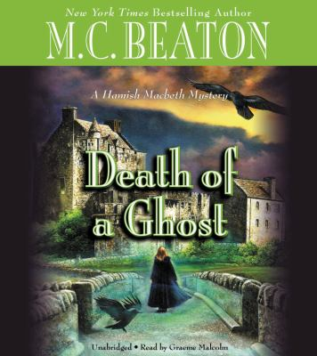 Death of a Ghost 1478938951 Book Cover