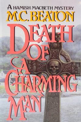 Death of a Charming Man (Hamish Macbeth Mysteri... 0892965290 Book Cover