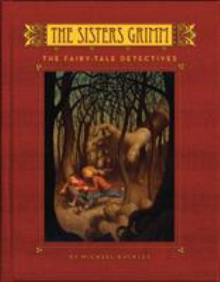 The Sisters Grimm: the Fairy-Tale Detectives - #1 0810959259 Book Cover