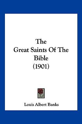 Hardcover The Great Saints of the Bible Book
