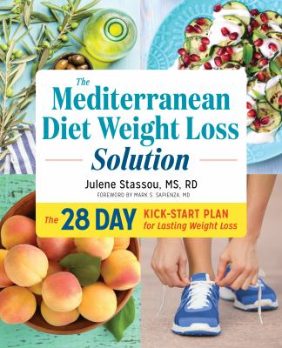 The Mediterranean Diet Weight Loss    book by Julene Stassou MS RD