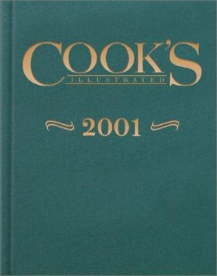 Cook's Illustrated 2001 - Book  of the Cook's Illustrated Annuals