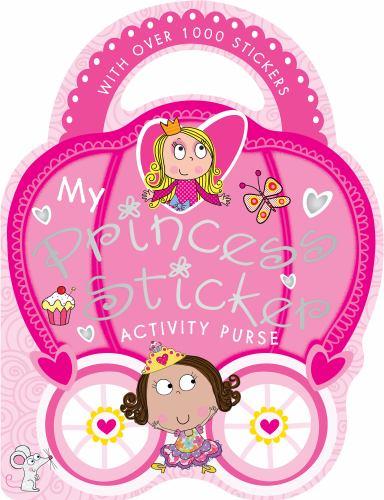 My Princess Sticker Activity Purse (1782353763 9145170) photo