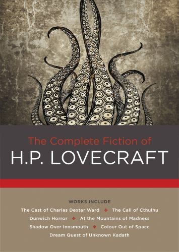 The Complete Fiction of H. P. Lovecraft 0785834206 Book Cover
