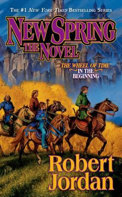 New Spring - Book  of the Wheel of Time