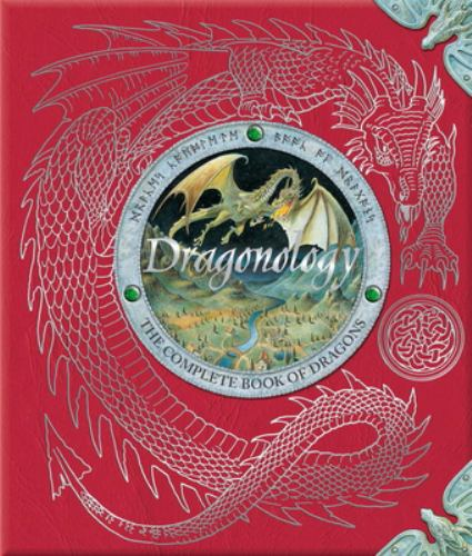 Hardcover Dragonology : The Complete Book of Dragons Book
