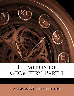 Paperback Elements of Geometry, Part Book