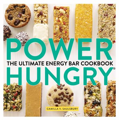Cover of the Ultimate Energy Bar Cookbook