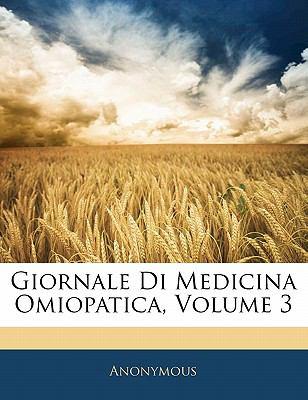 Paperback Giornale Di Medicina Omiopatica Book