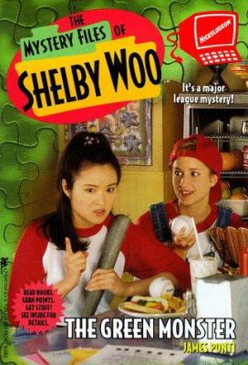 The Green Monster (The Mystery Files of Shelby Woo, 12) - Book #12 of the Mystery Files of Shelby Woo
