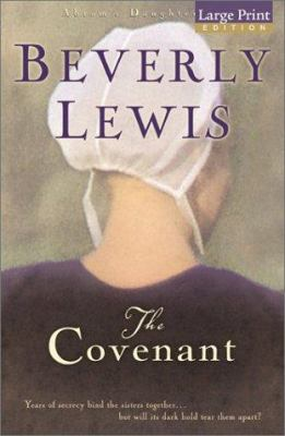 Paperback The Covenant [Large Print] Book