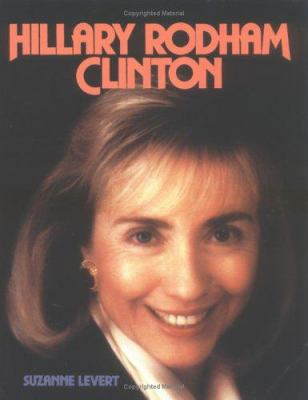 Hillary Rodham Clinton Revd Ed - Book  of the Gateway Biographies