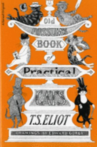 Paperback Old Possum's Book of Practical Cats Book