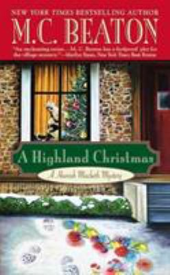 A Highland Christmas 0446609196 Book Cover