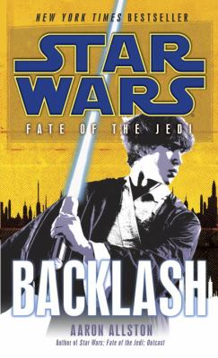 Star Wars: Fate of the Jedi: Backlash - Book  of the Star Wars Legends