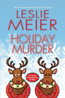 Holiday Murder - Book  of the Lucy Stone