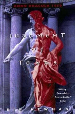 Judgment of Tears:: Anno Dracula 1959 0380732297 Book Cover