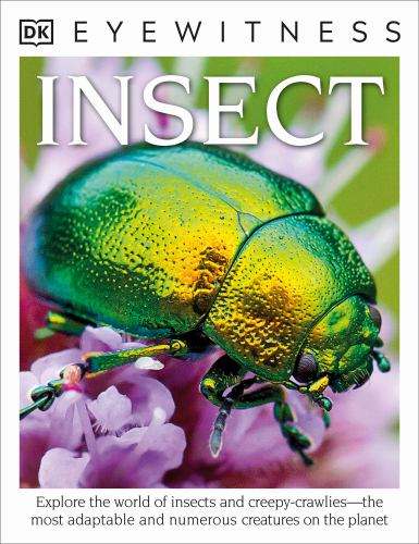 Insect - Book  of the DK Eyewitness Books