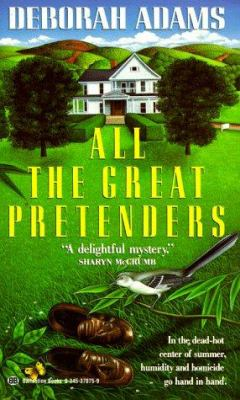All the Great Pretenders - Book #1 of the Jesus Creek Mystery