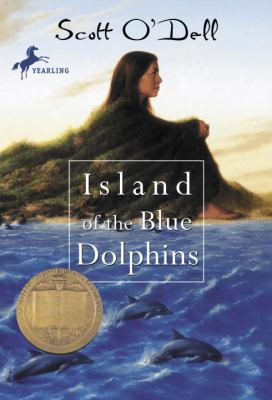 Paperback Island of the Blue Dolphins Book
