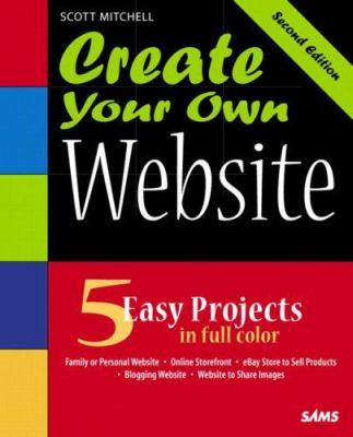 design your own website