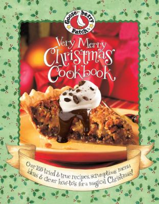 Gooseberry Patch Very Merry Christmas Book By Gooseberry Patch