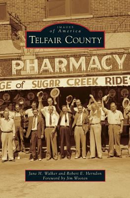 Telfair County - Book  of the Images of America: Georgia