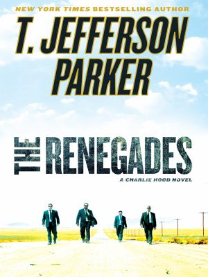 Hardcover The Renegades [Large Print] Book