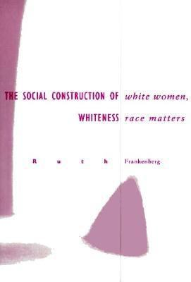 white women race matters frankenberg ruth