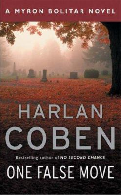 one false move book by harlan coben