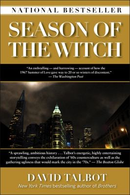 Paperback Season of the Witch : Enchantment, Terror, and Deliverance in the City of Love Book