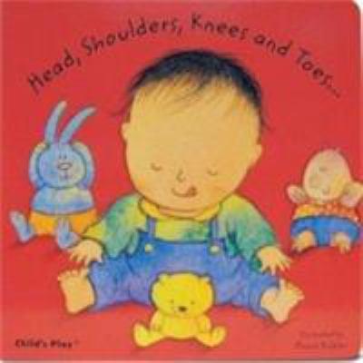 Head, Shoulders, Knees and Toes - Annie Kubler