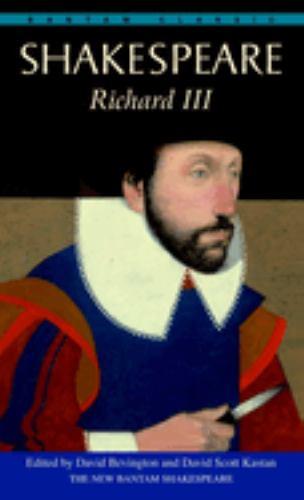Paperback Richard III Book