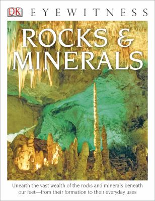 Rocks & Minerals - Book  of the DK Eyewitness Books